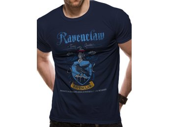 Harry Potter - Ravenclaw Quidditch  T-Shirt Large