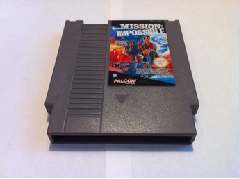 NES: Mission Impossible