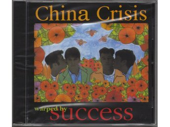 CHINA CRISIS - Warped By Success CD (INPLASTAD)