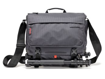 MANFROTTO Axelväska Manhattan Speedy 10 Messenger - Nyskick!