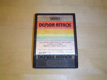 DEMON ATTACK TILL ATARI 2600