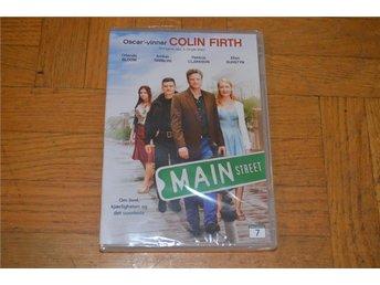 Main Street ( Cloin Firth Orlando Bloom ) DVD Inplastad - Töre - Main Street ( Cloin Firth Orlando Bloom ) DVD Inplastad - Töre