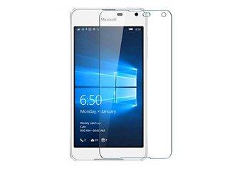 Microsoft Lumia 650 Härdat Glas Skärmskydd Retail - Halmstad - Microsoft Lumia 650 Härdat Glas Skärmskydd Retail - Halmstad