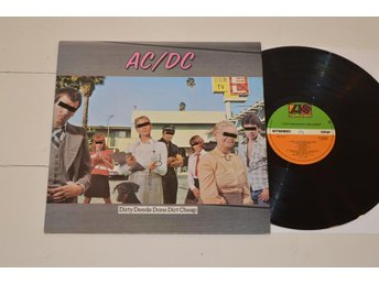 AC/DC - Dirty Deeds Done Dirt Cheap (Atlantic UK 1976) *N/M*