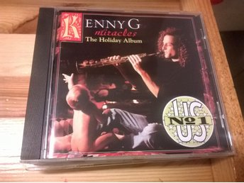 Kenny G -  Miracles - The Holiday Album, CD