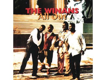 The Winans - All Out (1993) CD, Qwest/Warner Bros. OOP, Like New, Classic Soul