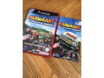 Mario Kart Double Dash! - KOMPLETT MED MANUAL! - Borås - Mario Kart Double Dash! - KOMPLETT MED MANUAL! - Borås