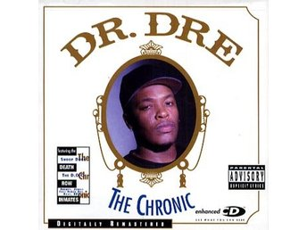 Dr Dre: The chronic 1992 (Rem) (CD) Ord Pris 169 kr SALE