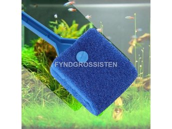 Akvarium Rengörare Algborttagare Aquarium Cleaning Brush Fri