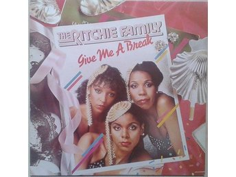 The Ritchie Family title* Give Me A Break* Disco LP SWE