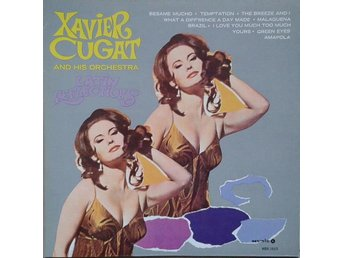 Xavier Cugat And His Orchestra* Latin Reflections* Latin Jazz, Afro-Cuban LP