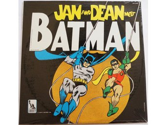 ** Jan And Dean ‎– Jan And Dean Meet Batman (SEALED) **