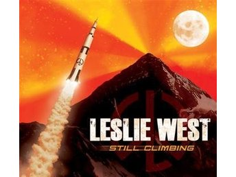 West Leslie: Still climbing 2013 (Digi) (CD) Ord Pris 159 kr SALE