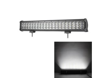 LED-Ramp / Ljusramp bil 252Watt - Flood 25200 LM 63 Lampor