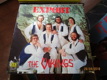 THE VIKINGS - EXPORT  - LP