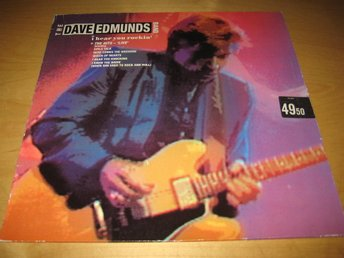 THE DAVE EDMUNDS BAND - I HEAR YOU ROCKIN´.