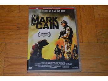 The Mark of Cain ( Irak Krigsfilm ) - 2006- DVD