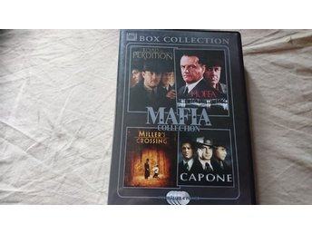 Box (4-disc) Hoffa, Capone, Millers Crossing, Road to perdition