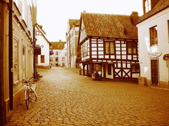 Streets of Visby
