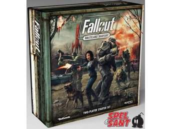 Fallout Wasteland Warfare Two Player Starter Set