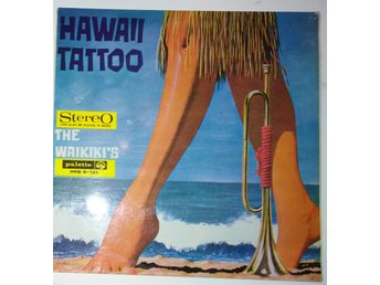 The Waikiki's - Hawaii Tattoo