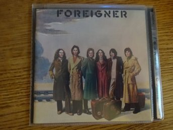 Foreigner S/T debut CD fint skick