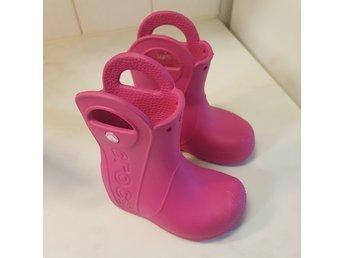 Crocs Handle it boots gummistövlar strl C6 22 23
