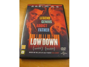 LOW DOWN - ELLE FANNING, LENA HEADEY, GLENN CLOSE, JOHN HAWKES - DVD 2015