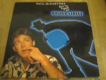 Paul Mc Cartney-Broad Street (LP)