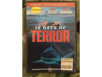 12 Days of Terror DVD - Oxelösund - 12 Days of Terror DVD - Oxelösund