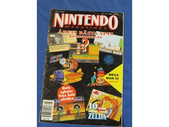 Nintendomagasinet Nintendo Magasinet 1992 Nr 5