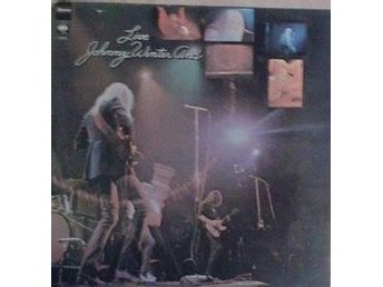 artist*  Johnny Winter And ‎  titel*  Live Johnny Winter And