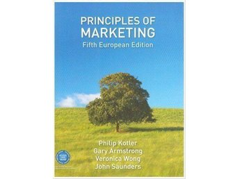 Principles of Marketing (marknadsföring bok) Fri frakt! - Ludvika - Principles of Marketing (marknadsföring bok) Fri frakt! - Ludvika