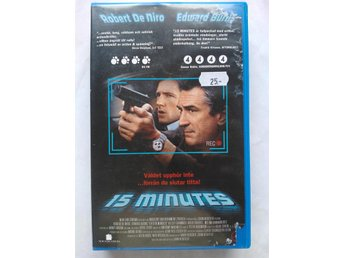 VHS - 15 Minutes