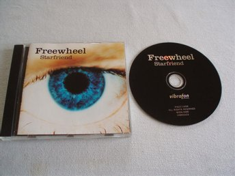 Freewheel ‎– Starfriend, Vibrafon Records ‎– VIBRCD33, Made Sweden 1998