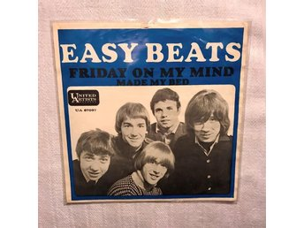 Easy Beats - Friday On My Mind / Made My Bed (EP Vinyl)