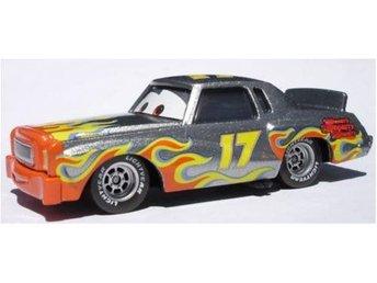 Cars Bilar Disney Pixar Cartrip / Johan Motoren 17 Metallic Stor Metall - Uddevalla - Cars Bilar Disney Pixar Cartrip / Johan Motoren 17 Metallic Stor Metall - Uddevalla