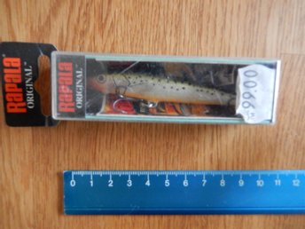 RAPALA ORGINAL FLOATING 9 cm Färg REDFIN SPOTTED MINNOW