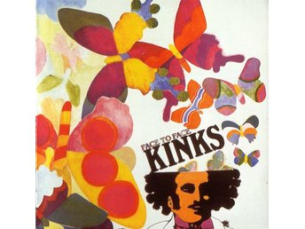 CD The Kinks Face to face
