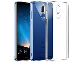 Clear Hard Case Huawei Mate 10 Lite Färg: Transparent