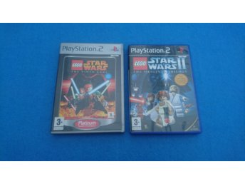 PS2 Lego Star Wars The Video game, Lego star wars 2