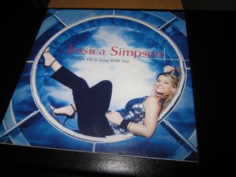 "JESSICA SIMPSON ""I think I m in love ...."" singel CD."