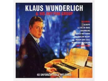 Wunderlich Klaus: 48 unforgettable melodies (2 CD)