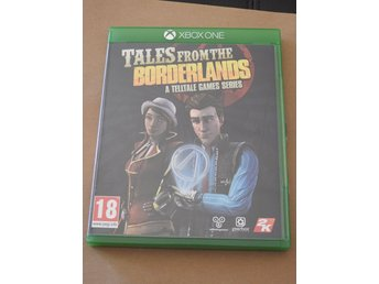 Tales from the Borderlands - XBOX ONE SPEL