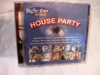 CD Big Brother - House Party 2002