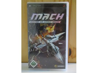 MACH Modified Air Combat Heroes - PSP