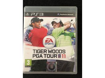 Play station 3 tiger woods pga tour 11