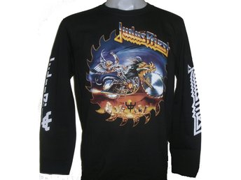 LONG-SLEEVED SHIRT: JUDAS PRIEST  (Size L)