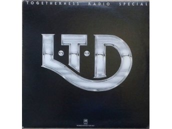 L.T.D. title* Togetherness Radio Special* Promo, Interview, Disco, Soul LP US