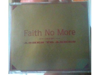 FAITH NO MORE Ashes to ashes cd sinel